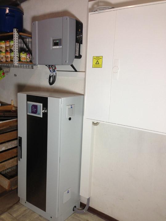 Photovoltaik-Speicher-im-Einfamilienhaus